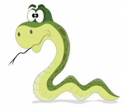 Serpent Rigolo Enfant Jeu Imprimer Pour Jouer