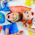Activité manuelle pour enfant : autoportrait