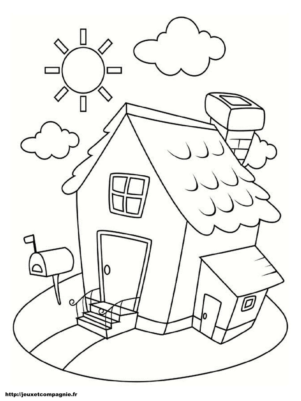 Comment Dessiner Une Maison Pourquoi Comment Les Rponses