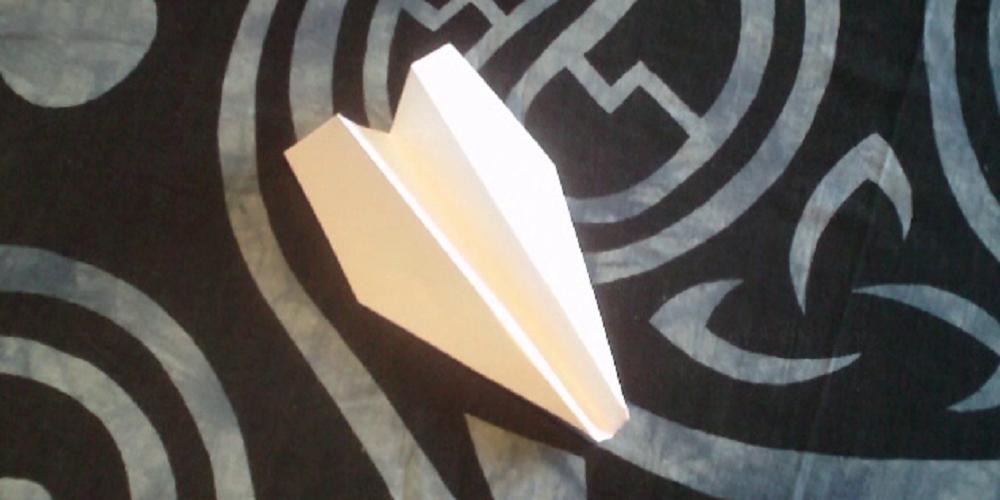 meilleur avion en papier