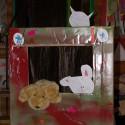 Fabriquer un castelet : un théâtre en carton