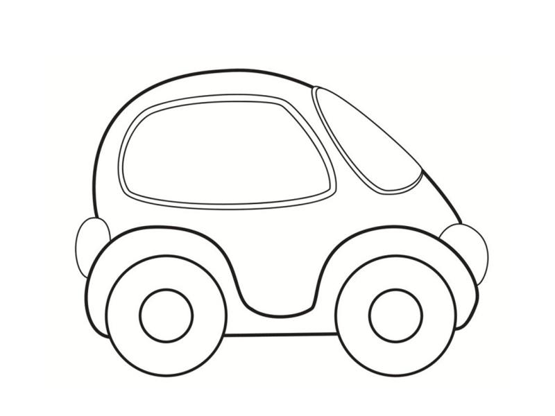 Modele voiture dessin
