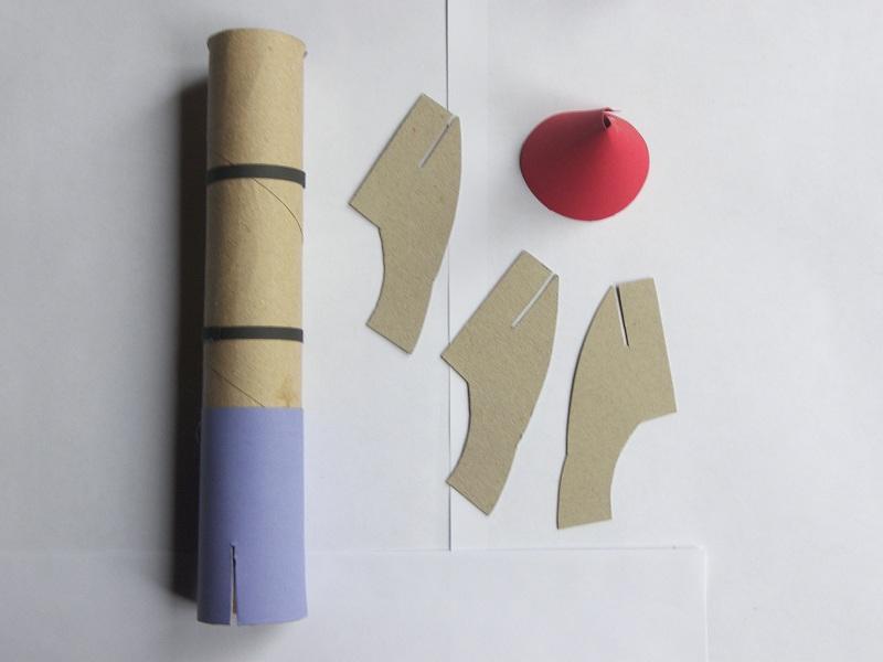 Fabriquer une fus e - Dessiner une fusee ...
