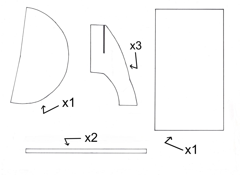 Fabriquer une fus e avec des rouleaux de papier toilette - Fabriquer un derouleur de papier toilette ...