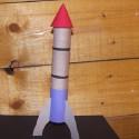 Fabriquer une fusée