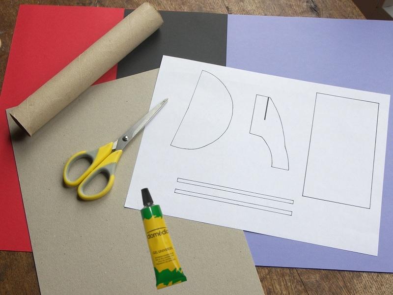 Fabriquer une fus e - Fabriquer un derouleur de papier toilette ...