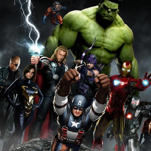 The Avengers 2012 Extrait Coloriages Avengers