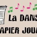 La danse du papier journal