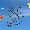 Petit jeu de concentration : pigeon vole