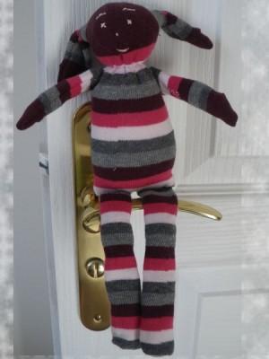 doudou chaussette