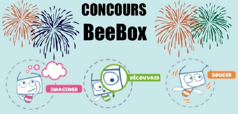Concours : une BeeBox