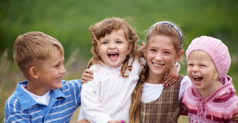 SAVOUREZ VOTRE JOIE dans A MEDITER enfants-heureux