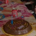 Gâteau anniversaire enfant : tout choco !!