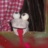 Marionnettes chaussettes : Serge et Paluk