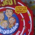 Incollables : jeu de société familial version 2012