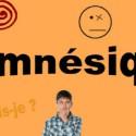 Jeu de réflexion : l'amnésique