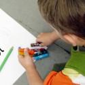 Jeu dessin : l'artiste muet