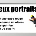 Jeux portraits