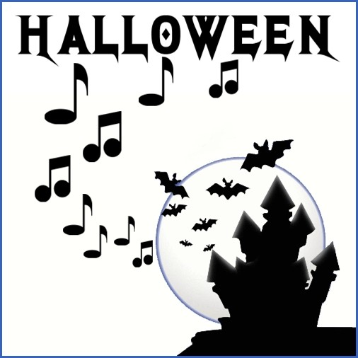 chanson halloween