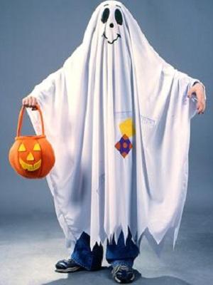 déguisement fantôme