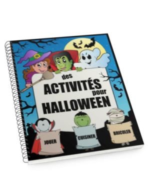 halloween enfants