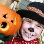 déguisement halloween maison