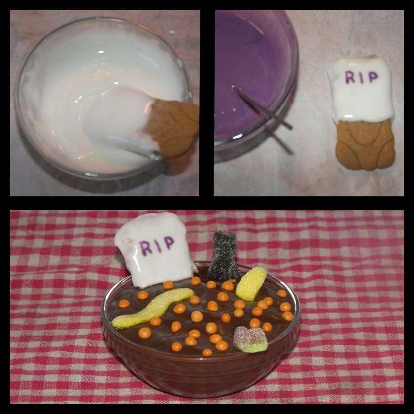 Recettes halloween faciles pour pater les enfants - Recette dessert halloween ...