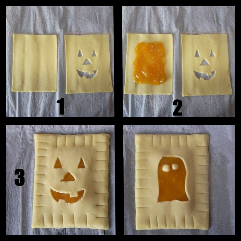 Recettes halloween faciles pour pater les enfants - Recette facile a faire pour le gouter ...