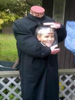 deguisement halloween maison