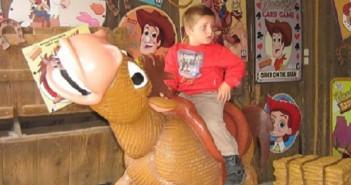 Aller à Disneyland avec de jeunes enfants