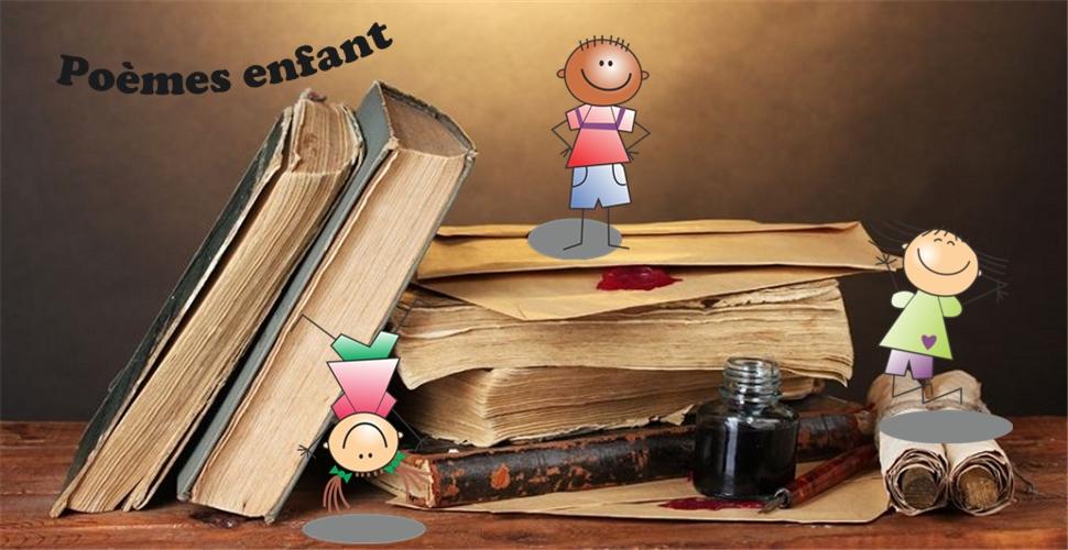 poèmes enfant