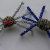 Fabriquer une araignée rigolote