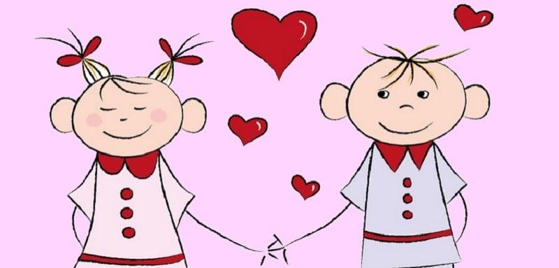 Jeux de Saint Valentin