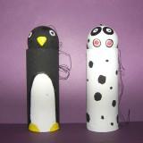 Bilboquets : deux modèles rigolos !!