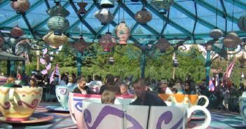 Meilleur moment de la semaine pour aller à Disneyland