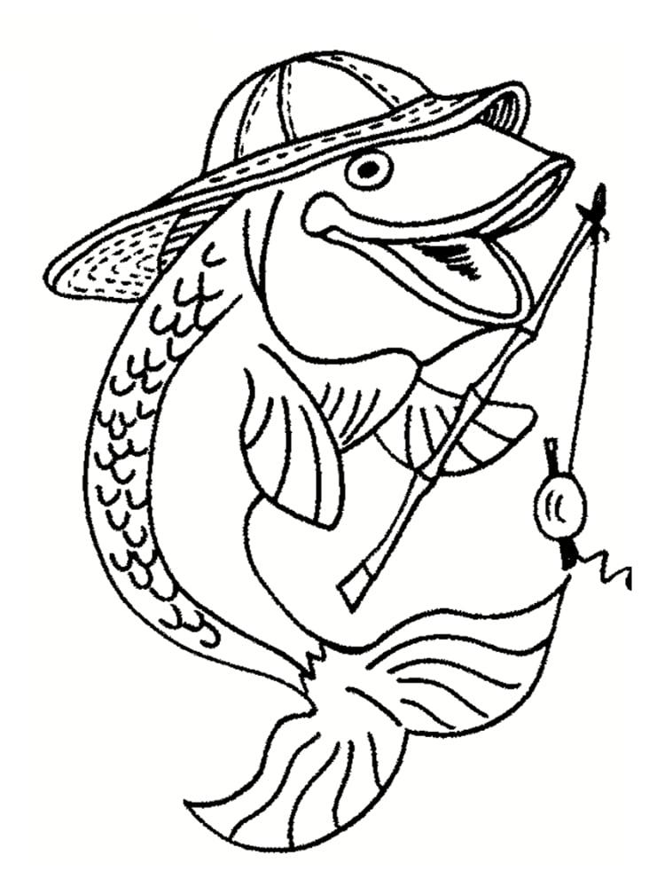 dessin de poisson