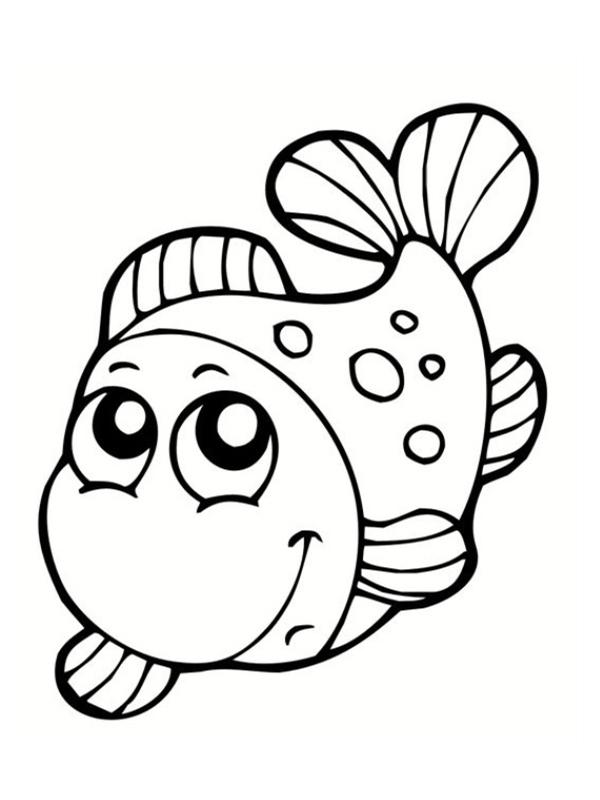 Poissons coloriages - Imprimer dessin enfant ...