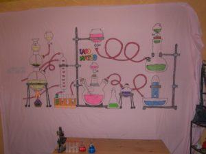 décor laboratoire