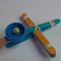 Fabriquer une catapulte miniature