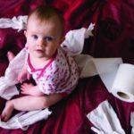 jeux papier bébé