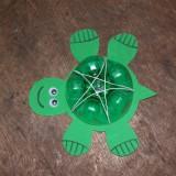 Bricolage pour grand : une tortue originale