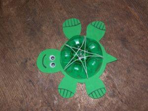 Bricolage pour grand une tortue originale - Tortue rigolote ...