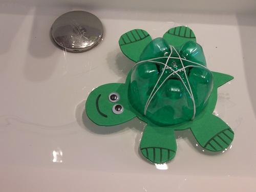 Bricolage pour grand une tortue originale - Recyclage activite manuelle ...