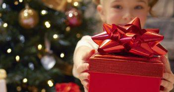 Un cadeau de Noël pour la famille