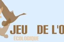 Jeu de l'oie écologique