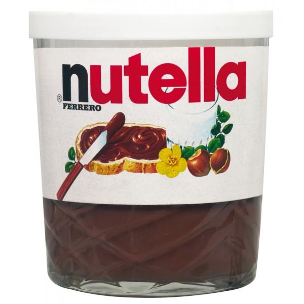 Brownie au nutella recette facile - Petit pot de nutella ...