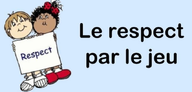 Très Jeux/activités sur le respect LA58