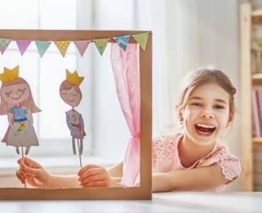 Mettre en scène votre théâtre de marionnettes