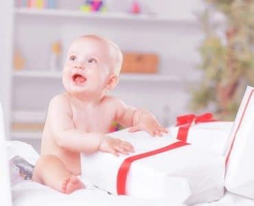 Idées de cadeau pour un bébé
