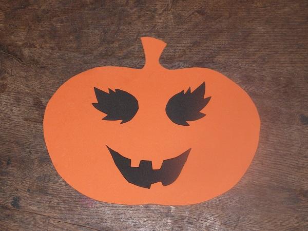 dcoration citrouille activit manuelle halloween citrouille enfant - Decoration Citrouille Pour Halloween